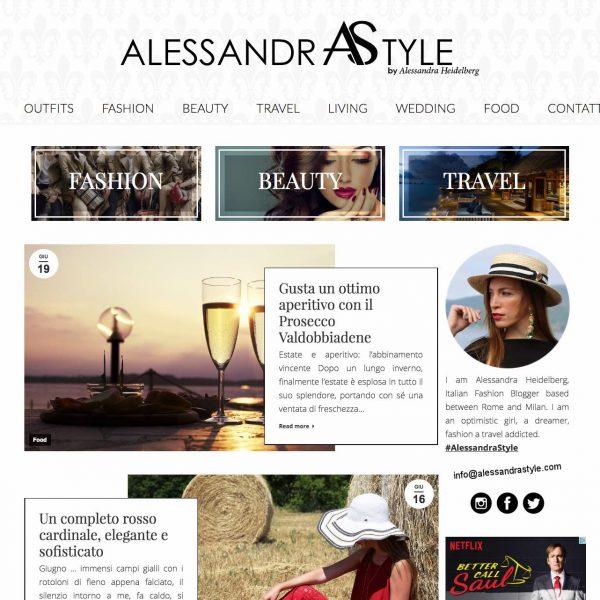 AlessandraStyle.com